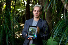 Matt Fox-Wilson Creative Director of Ambient Design who have created an app that lets people paint landscapes from their ipad. Photo / NZH
