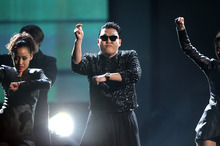 Psy will perform his hit 'Gangnam Style' at a Chinese New Year party in Malaysia. Photo / AP
