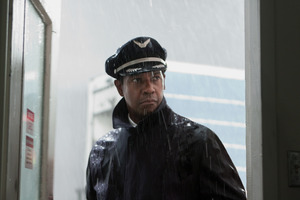 Denzel Washington portraying Whip Whitaker in a scene from 'Flight'. Photo / Supplied