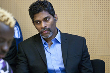 "Wilson Raj Perumal (pictured) jailed in Finland in 2011 and another Singaporean, Tan Seet Eng or Dan Tan, wanted in Italy over the ""calcioscommesse"" scandal. Photo / AP"