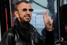 Seventy-two-year-old Ringo Starr says his audience today includes all ages.  Photo /  AP