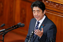 Other countries have increasingly turned to quantitative easing or, even more interestingly and much more effectively, to fiscal stimulus - as in the case of Shinzo Abe's new Japanese Government. Photo / AP