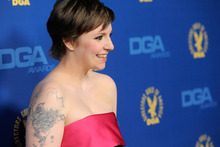 Lena Dunham will be working on a new HBO show based on 'All Dressed Up And Everywhere To Go'. Photo / AP