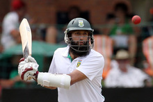 South Africa's Hashim Amla is the top ranked batsman in the world, with two teammates also in the top 10. Photo / AP
