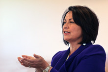 Education Minister Hekia Parata. Photo / APN 