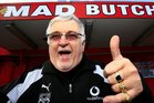 Sir Peter Leitch, the Mad Butcher, is the face of the business that may get a back door listing. Photo / Martin Sykes