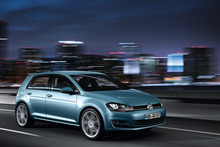 The 2013 VW Golf 