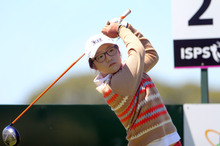 Lydia Ko says she is disappointed about a two-under 70. Picture / Star