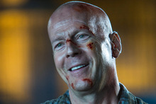 Bruce Willis returns in A Good Day to Die Hard. Photo / Supplied