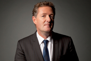 Piers Morgan uses Twitter excessively. Photo / Supplied