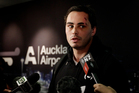 Zac Guildford after his alcohol-fuelled incident in Rarotonga. Photo / Sarah Ivey
