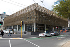 The completed Supreme Court Building in Wellington. Photo / Mark Mitchell