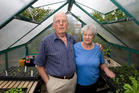 Rowland Crone and his wife Marvyn invested $70,000 in Strategic Finance. Photo / Mark Mitchell