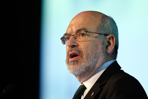 Professor Peter Gluckman, the Prime Minister's Chief Science Adviser. Photo / Brett Phibbs