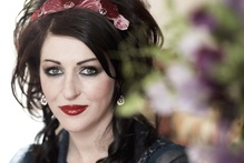 Australian fashion designer Alannah Hill. Photo / Supplied