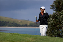 Lydia Ko gets &quot;really angry&quot; if she doesn't play well. Photo / Sarah Ivey 