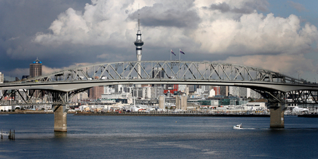 The redevelopment of the old waterfront tank farm gives Auckland's leaders another chance to doff their cap to the egalitarian myth. Photo / Dean Purcell