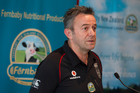 Warriors Chief Executive Wayne Scurrah. Photo / Brett Phibbs