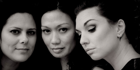 The debut release of Anika Moa, Boh Runga and Hollie Smith doesn'r quite match up to their individual efforts. Photo / Supplied