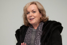 The Minister of Justice, Judith Collins, wants MPs to remain in total control of their own information. Photo / NZPA
