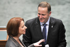 John Key and Julia Gillard are holding their annual talks in Queenstown this weekend. Photo / NZPA