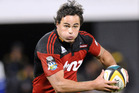 Zac Guildford is on a one-year contract with the NZRU. Photo / NZPA