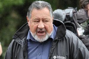 Maori Party co-leader Pita Sharples. Photo / APN