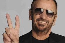 Ringo Starr is in the more gentlemanly class of drummer. Photo / Supplied