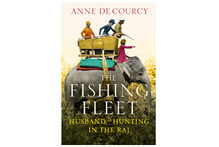 'Fishing Fleet' by Anne de Courcy. Photo / Supplied