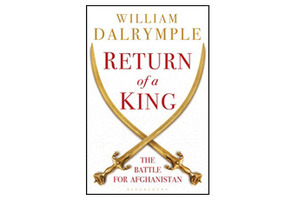 'Return of a King' by William Dalrymple. Photo / Supplied