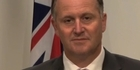 Watch: PM comments on Waitangi escort issue