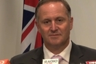 John Key addresses a question regarding who would lead the Prime Minister onto the marae at Waitangi this week, following moves by Ngapuhi trustees to oust Titewhai Harawira from escorting dignitaries.