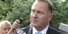 Watch: John Key: Comments on Mainzeal receivership