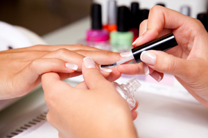 Moments after the morning school drop-off, groups of women flutter to the local nail bar. Photo / Thinkstock