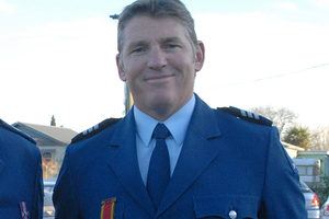 Sergeant Craig Prior. Photo / File photo