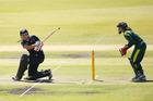 Suzie Bates scored a century against Australia.Photo / Getty Images