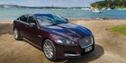 View: Jaguar XF 'EcoBoost'