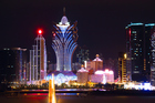 Macao cityscape with the casino skyscraper. Photo / Thinkstock