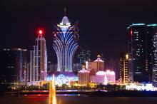 Macao cityscape with the casino skyscraper. Photo / Thinkstock