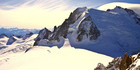 The heights of Mont Blanc. Photo / Thinkstock