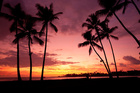 There's something different about Hawaiian sunsets. Photo / Thinkstock