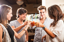 If your mixing with a diet drink, you could be drunker than you think.Photo / Thinkstock