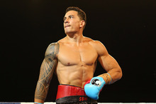 Sonny Bill Williams is cutting a swathe through the boxing world. Photo / Getty Images