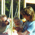 Jenna less than a year old with her mum.Photo / Jenna Miscavige Hill