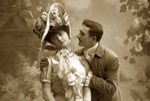 Do you value old-fashioned romance?Photo / Thinkstock