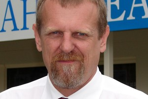 Brent Dumper. Photo / Supplied
