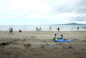 Takapuna Beach. Photo / File photo