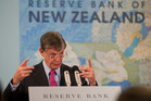 The Reserve Bank here grapples with the prospect of a property bubble emerging from the current low interest rate environment. Photo / Mark Mitchell