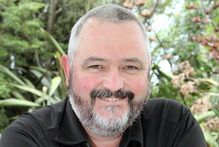Richard Prosser, NZ First MP. Photo / Christchurch Star, Geoff Sloan