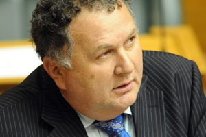 Shane Jones has received a draft copy of the auditor-general's report. Photo / Ross Setford